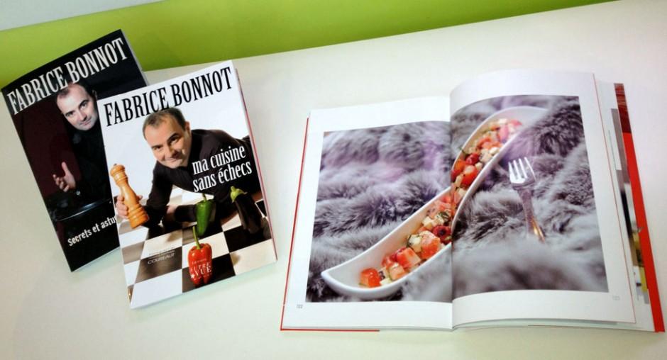 Livres Cuisine&Dep